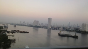 Good morning Bangkok!