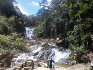 Dalanta Waterfall
